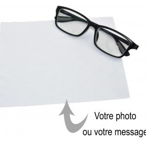 Chiffon lunettes